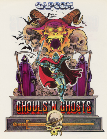 File:Ghouls and Ghosts sales flyer.png