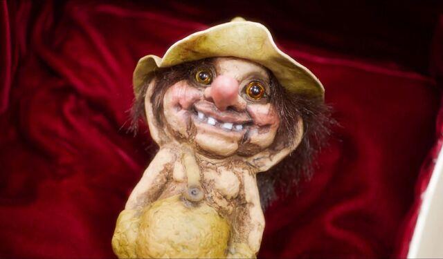 Norwegian Troll Doll