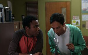 S01E06-Troy and Abed announcing