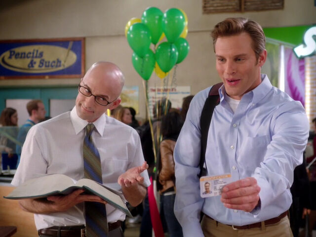 File:3x13-Dean Pelton introduces Subway.jpg