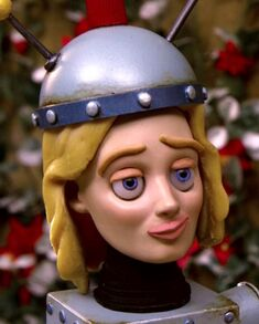 Britta Bot close up