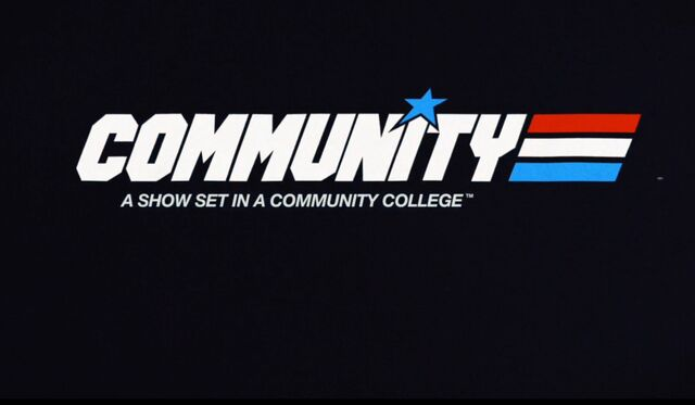 Community G.I. Joe logo