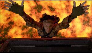 Abed's Hot Lava sacrifice