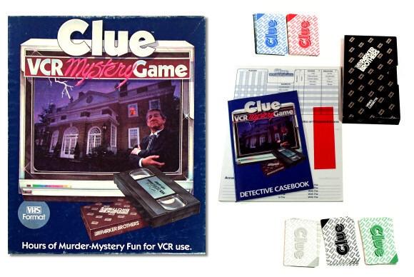 File:Clue VCR board game.jpg