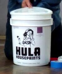 Hulu paint