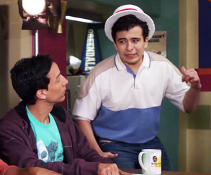 Abed and Pavel