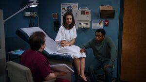 1x08-Annie Troy Nurse Jackie