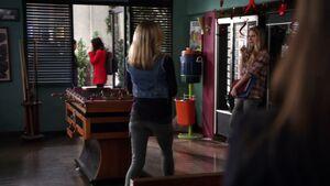 S02E15-Britta Page foosball table