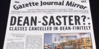 The Gazette Journal Mirror