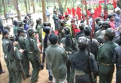Indian Maoists circa 2004