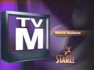 Starz TV-MA rating bumper (1997)
