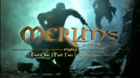 Opening To Merlin's Apprentice 2008 DVD