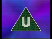 BBFC U Card (CIC Video 1997)