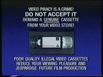 CIC Video (Paramount Version) Anti-Piracy Warning (1993-1997)