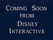 Coming Soon from Disney Interactive