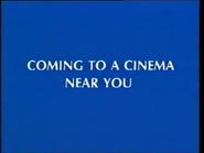 Coming Soon to a cinema Near You Disney 1999 ID