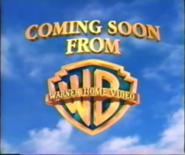 Coming Soon from Warner Home Video bumper