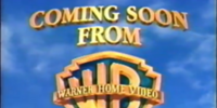Warner Home Video Coming Attraction IDs