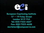ECI 2000 Closed Captions Screens (S3)