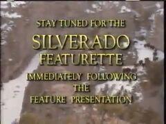 Stay Tuned Silverado Bumper
