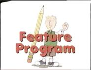 Feature Program Disney's Doug Variant