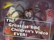 The Greatest BBC Children's Video Ever