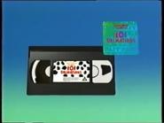 Disney Video Piracy (1996-1997) (VHS Tape Hologram)