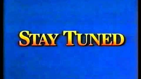 Stay Tuned Disney (1993)