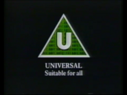 BBFC U Card (1991 Prototype)