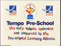 TEMPO PRE SCHOOL LEARNING ALLIANCE CARD