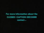 ECI 1998 Closed Captions Screens (S2)