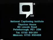 NCI Closed Captions Screens (S3)