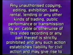 CIC Video Warning (1997) (Variant 3) (S3)