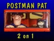 Postman Pat 2 on 1