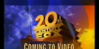 20th Century Fox Home Entertainment Coming Attractions/Feature Presentation IDs