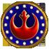 New Republic Logo Year9