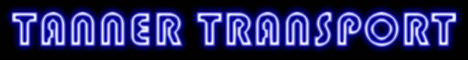 Tanner Transportation Banner 1