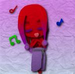 A Happy Tune by Walkingpalmtree
