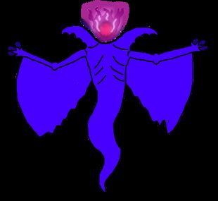 Dark Fire demon
