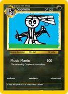 Soprano card