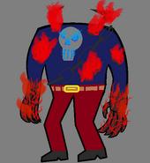 Teroyaxod the Ju-Ju-Juggernaut