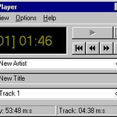 CD Player on Windows NT 4.0