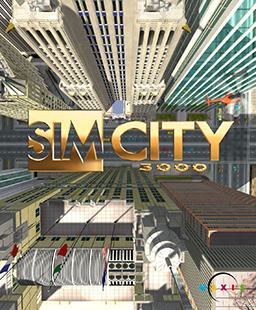 SimCity 3000 Coverart
