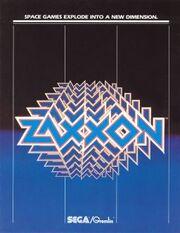 Zaxxon flyer