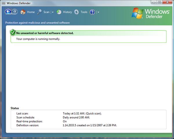 File:Windows Defender screenshot.png