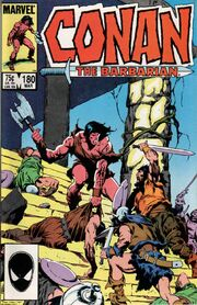 Conan the Barbarian Vol 1 180