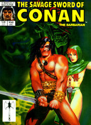 Savage Sword of Conan Vol 1 150