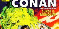 Savage Sword of Conan 33
