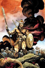 Conan the Cimmerian -6 Frank Cho