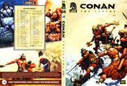 Conan The legen